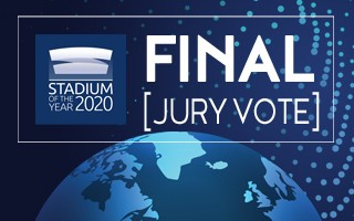 Stadium of the Year: 10 Jury Award finalists selected!
