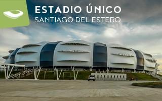 "New stadium: Argentina's latest ""cilindro"" opened!"