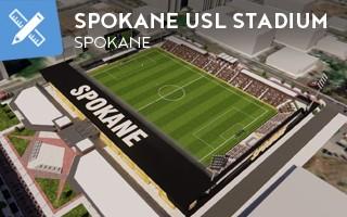 New design: Stadium as boost for professional soccer in Spokane