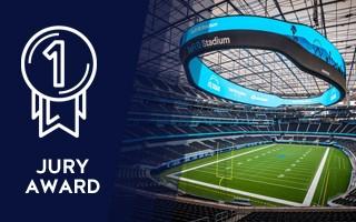 Stadium of the the Year: SoFi Stadium takes the Jury Award!