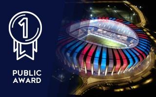 Stadium of the Year: Public Vote for Sultan Ibrahim Stadium!