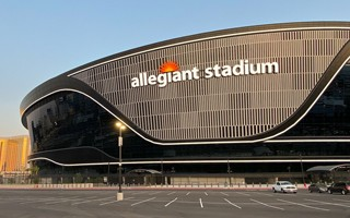 Las Vegas: Tourists were to pay for Allegiant Stadium but they're not there