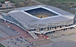 Ukraine: Diplomatic spat over stadium naming