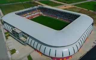 Turkey: Modern stadium left with no-one to use it