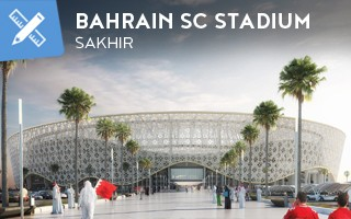 Bahrain: Formula 1 is there, time for national stadium