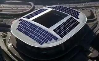 Turkey: Galatasaray's stadium more ecological
