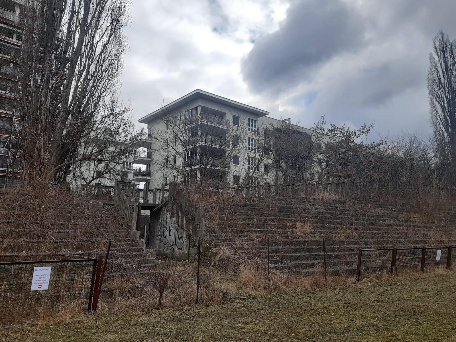 Stadion Marymontu Warszawa czeka przebudowa