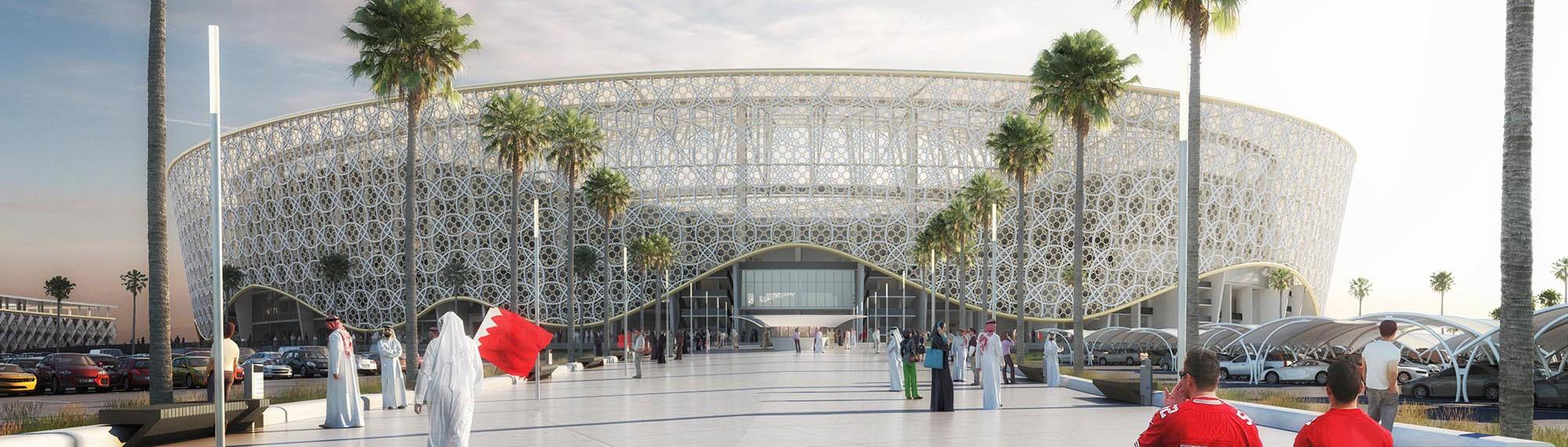 Bahrain Sports City Stadium