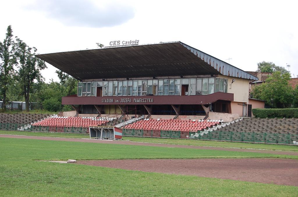 Stadion im. Józefa Pawełczyka w Czeladzi
