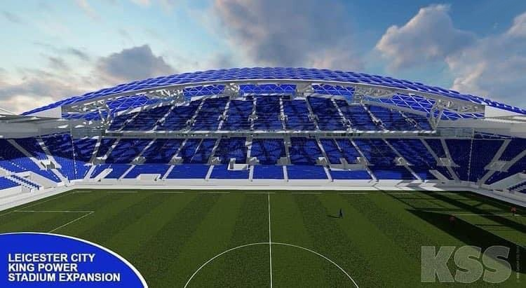 King Power Stadium, Leicester City