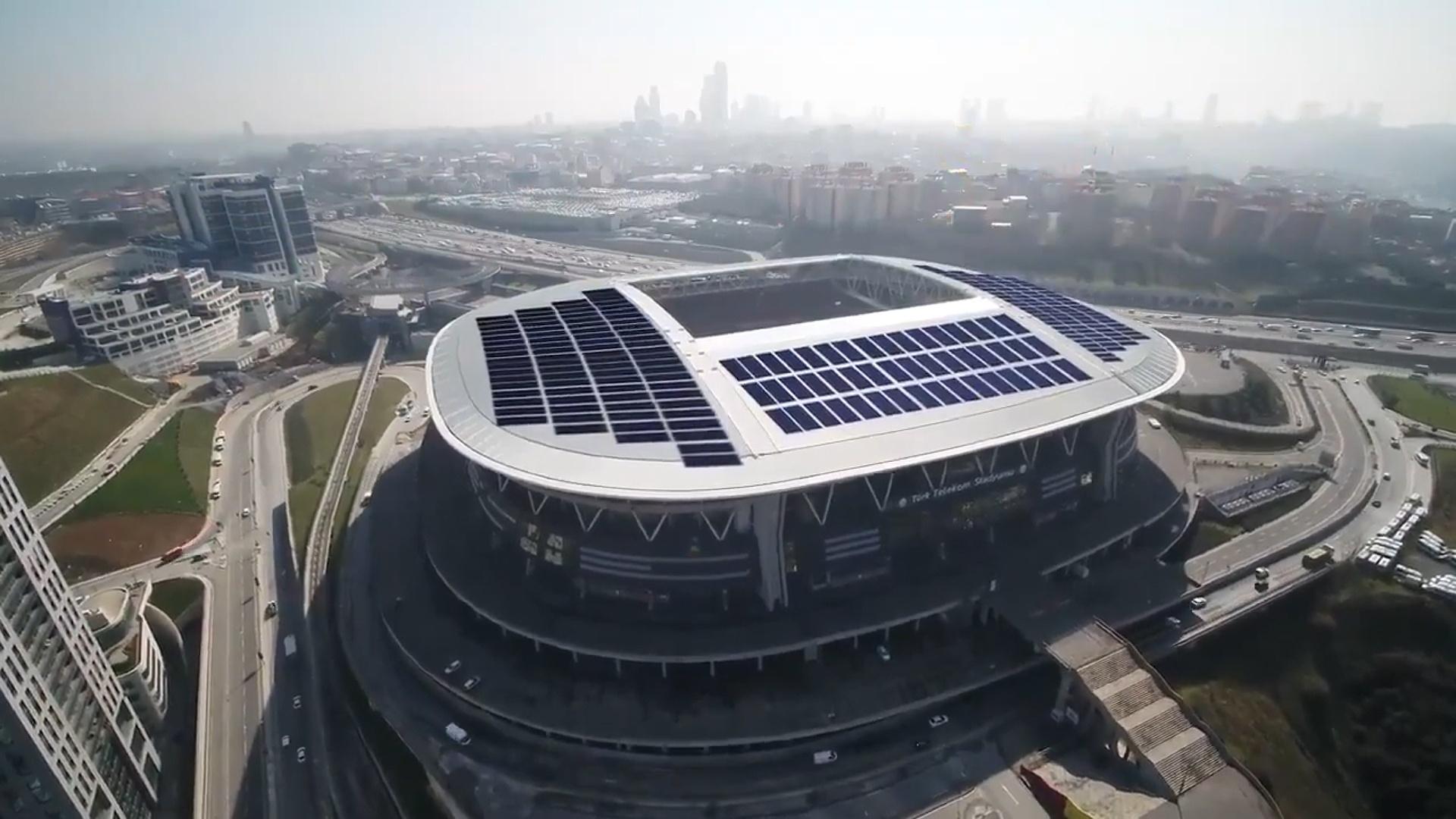 Turk Telekom Stadium, Istanbul