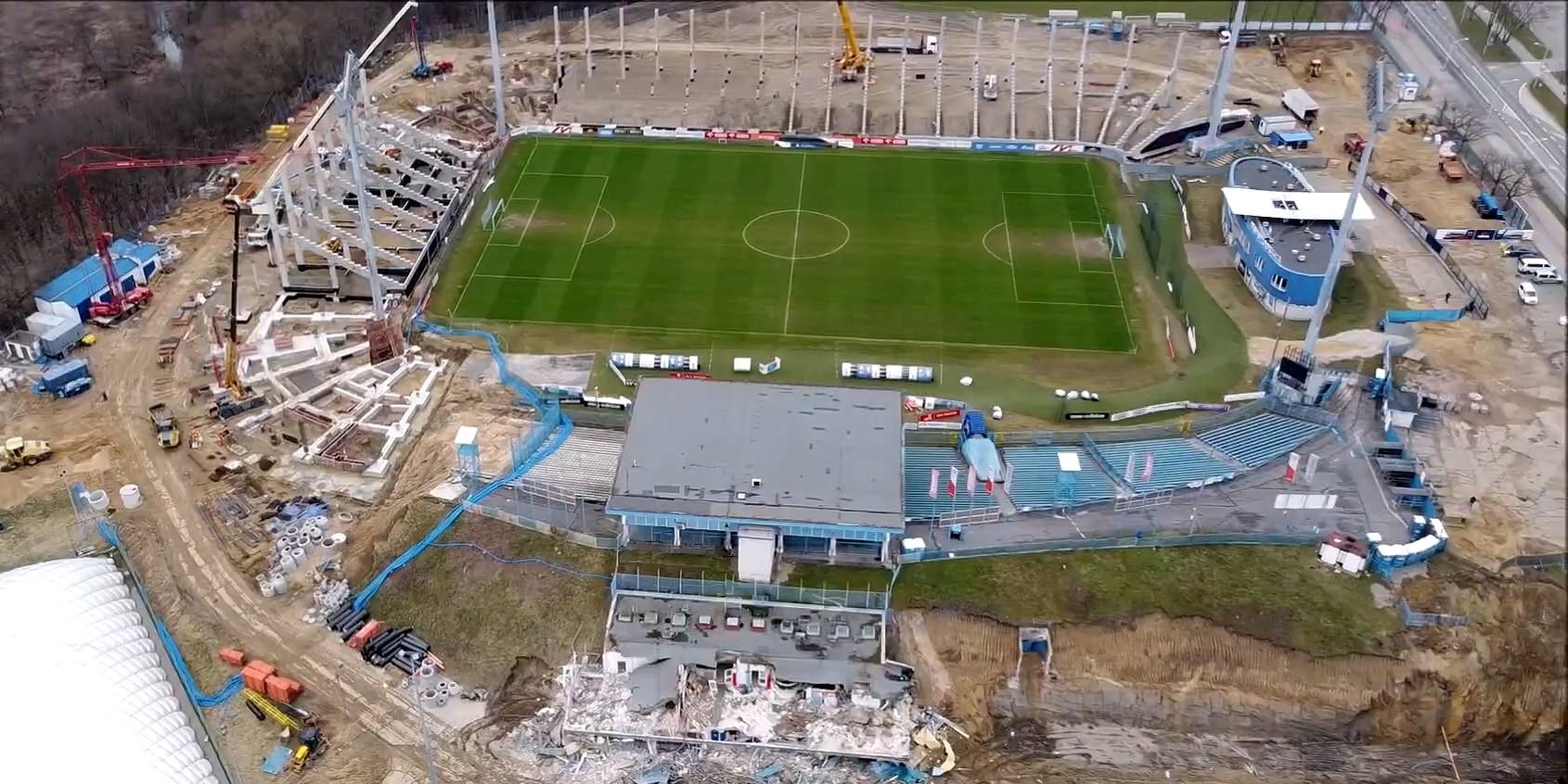 Stadion im. Kazimierza Górskiego, Wisły Płock