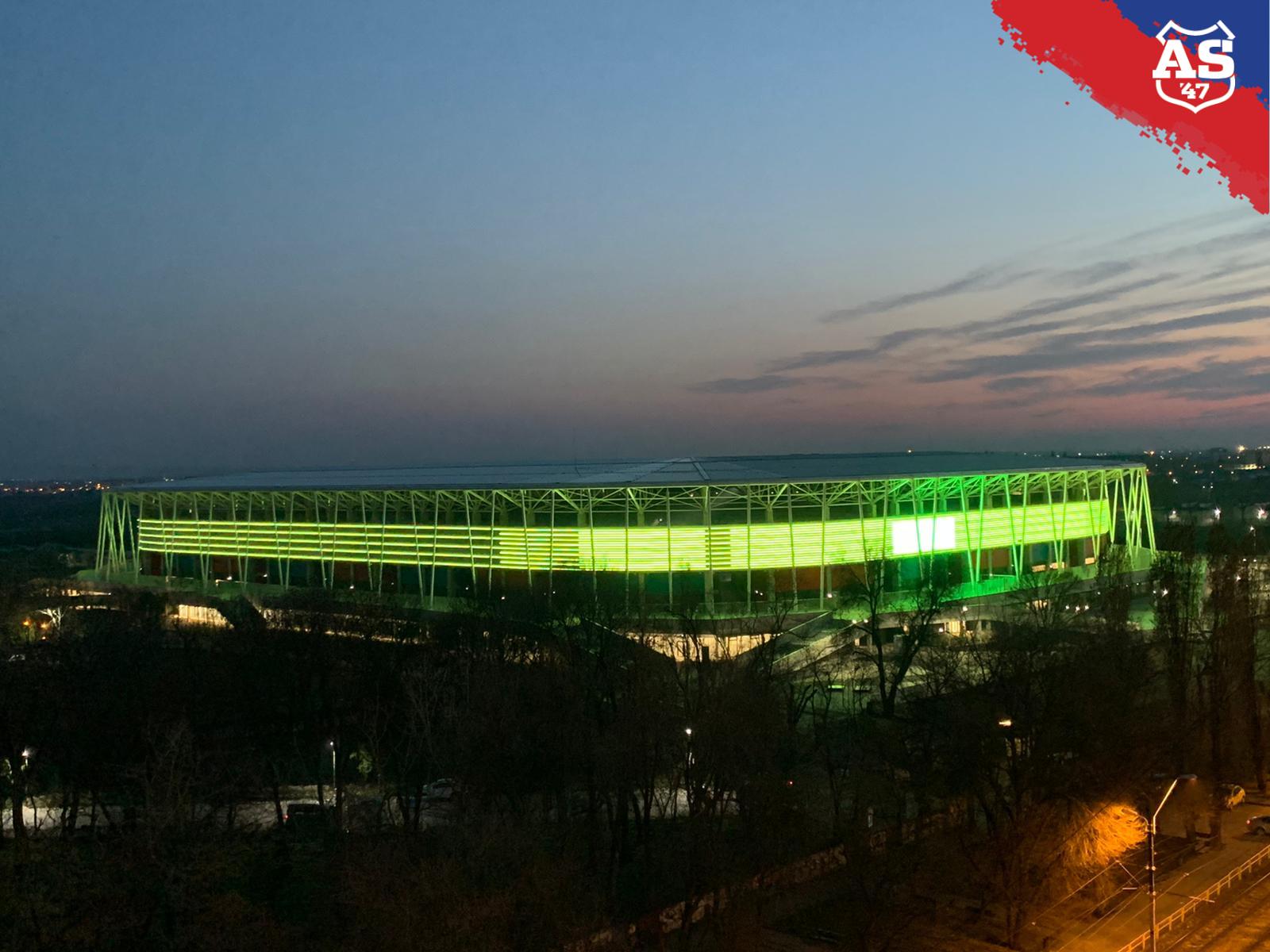Stadionul Steaua, Bucharest