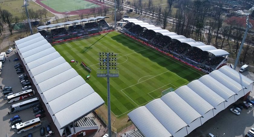Stadion Orła Białego w Legnicy