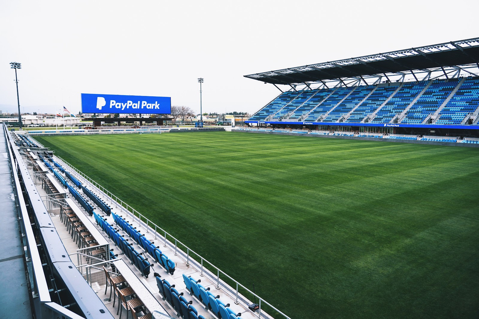 PayPal Park, San Jose Earthquakes stadium