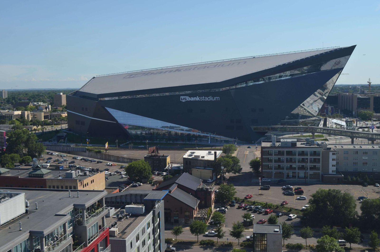 U.S Bank Stadium, Minneapolis