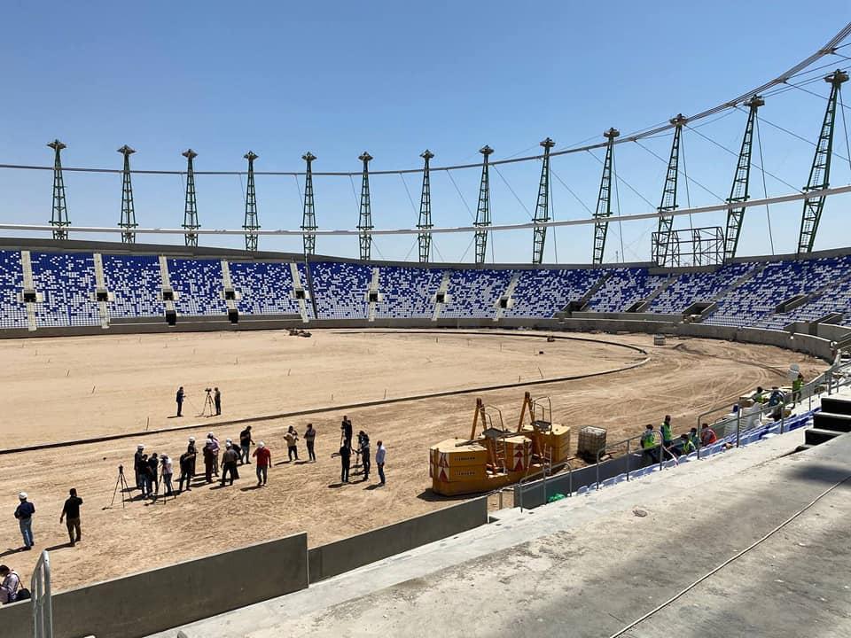 Minaa Stadium, Basra, Iraq