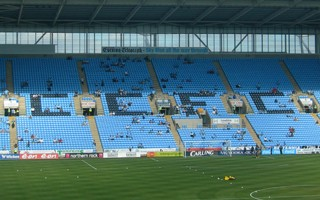 England: Coventry City confirm stadium at 'master plan' stage