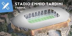 New design: Futuristic dream of new Parma