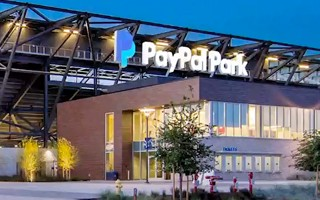 California: Quakes announces a naming rights partnership with PayPal