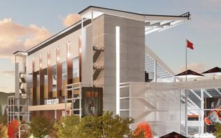 Oregon: Donors help complete Reser Stadium