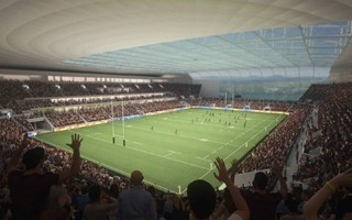 New Zealand: Kōtui consortium appointed to design and construct a new stadium in Christchurch