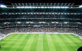 Behind the scenes — getting stadiums ready for a match