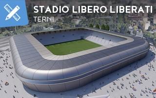 New design: Italian Ternana with ambitious plans