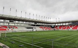 Slovakia: New stadium in Trenčín in the shadow of millennial castle