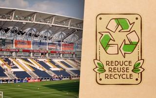 Philadelphia: Subaru Park to become first 'zero-landfill' stadium in MLS