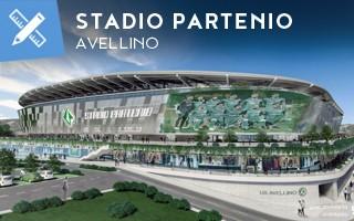 New design: Avellino hopeful of having top stadium in 2024