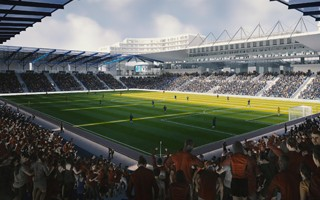 England: Southend stadium remains on track despite likely relegation