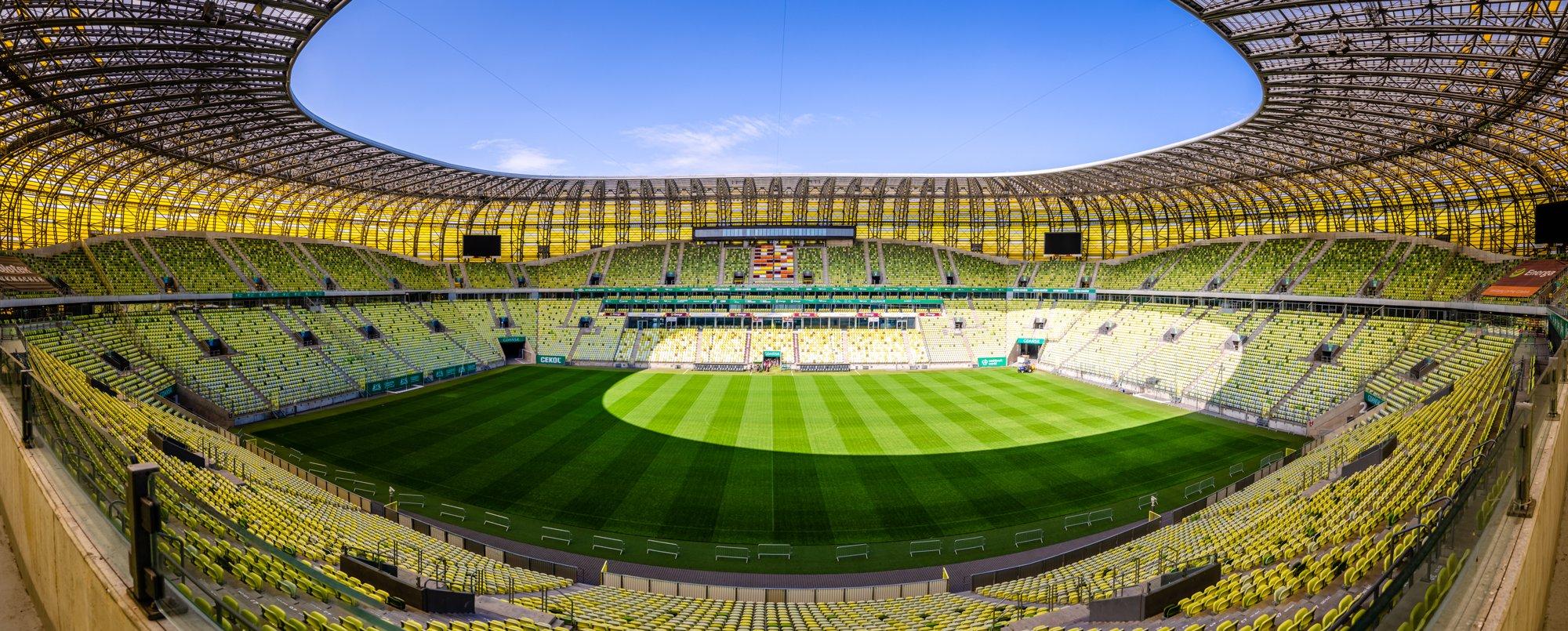 Stadion Gdańsk, miejsce finału Ligi Europy 2021