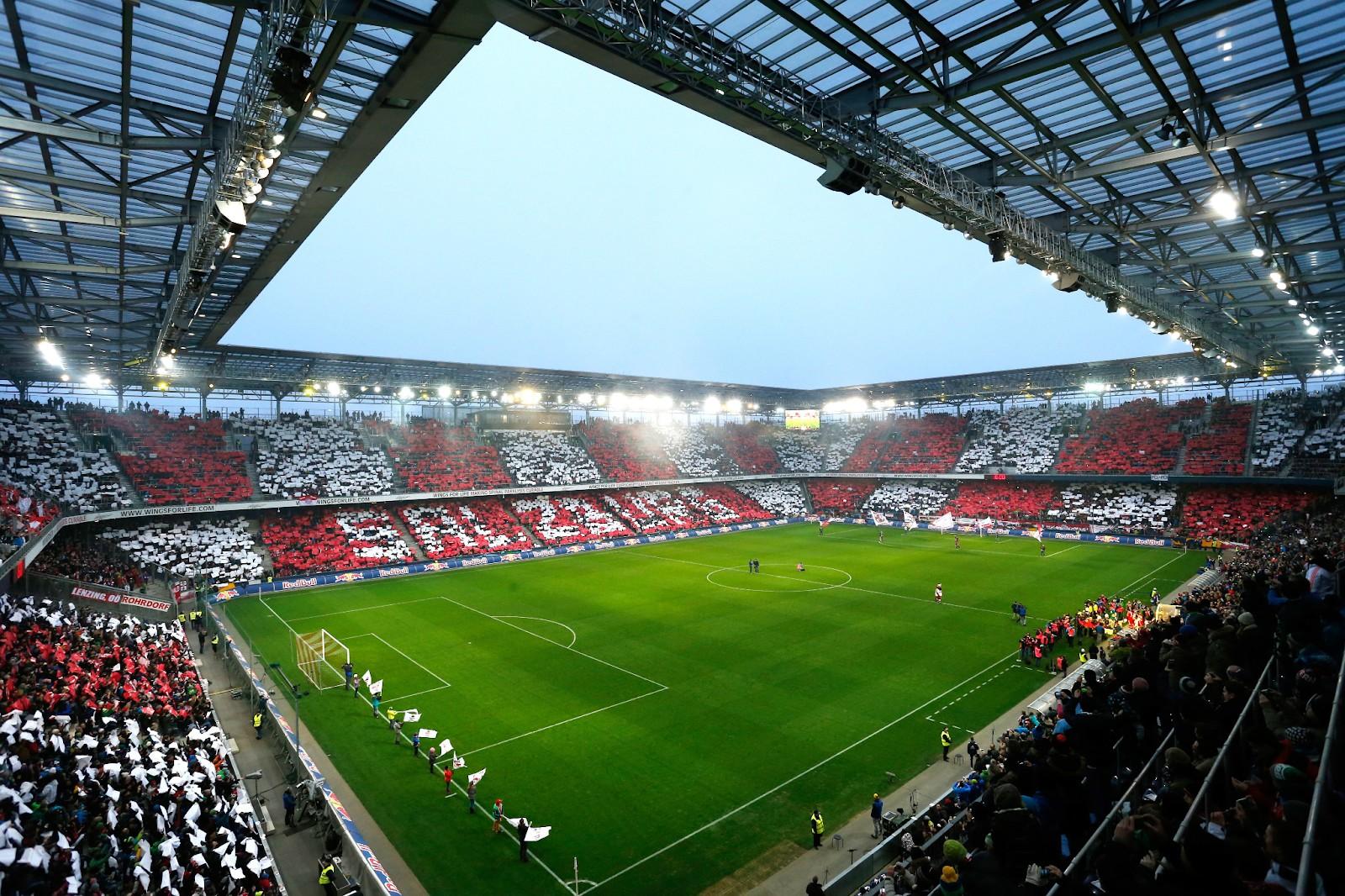 Red Bull Arena, Salzburg