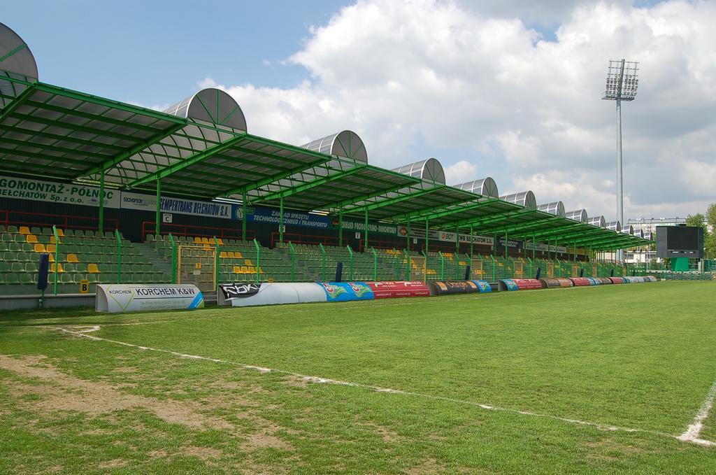 Stadion w Bełchatowie, GIEKSA Arena