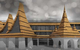 """Romania: Significant delay in construction of """"Hungarian palace"""""""