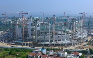 Indonesia: Jakarta's megaproject passed halfway point