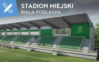 New design: More compact plan for Biała Podlaska
