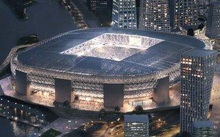 Rotterdam: Further steps towards new Feyenoord stadium