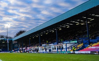 England: Bury FC's historical stadium for sale