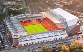England: Anfield with digital tickets from the next season