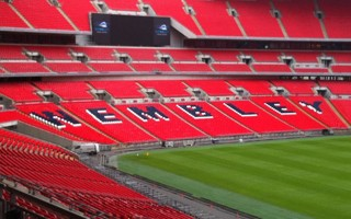 High hopes for Wembley to reach full capacity