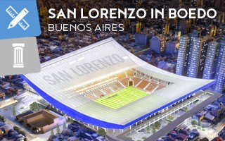 New design & historical stadium: San Lorenzo's planned return to Boedo