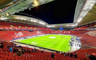 Leipzig: Red Bull Arena to get red and ready soon