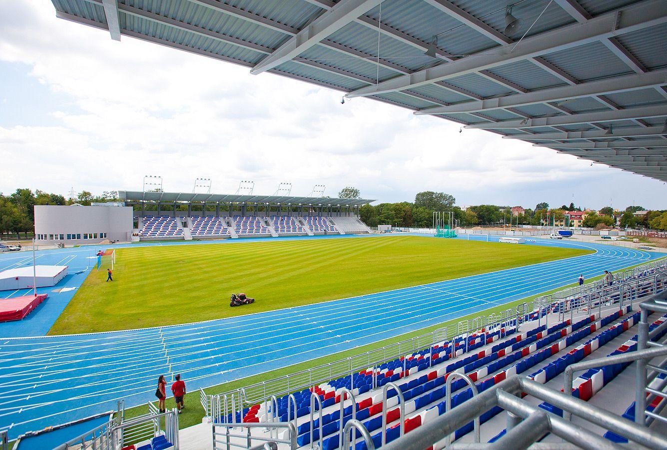Stadion Radomiaka przy ul. Struga, Radom
