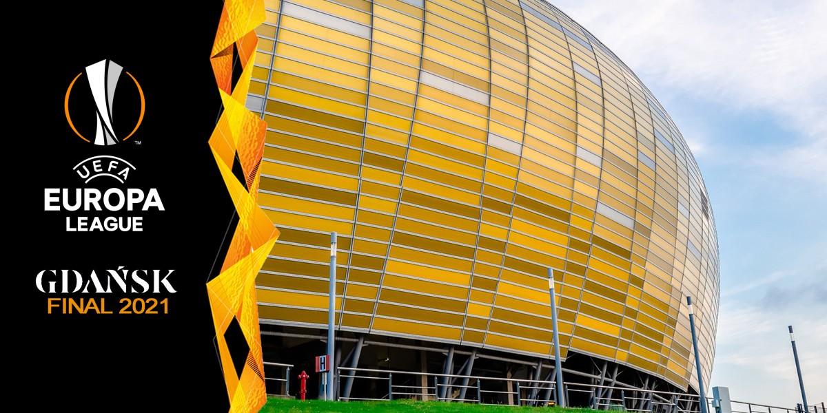 Stadion Gdańsk, host of thee 2021 Europa League final