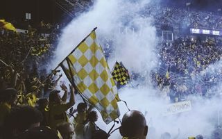 Ohio: Full stands for Crew's farewell and opening