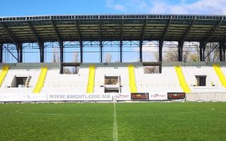 North Macedonia: Bitola's first stand finally nearing completion