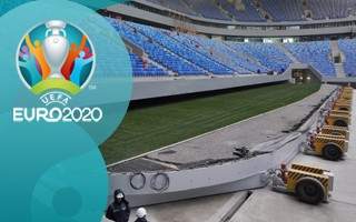 Euro 2020: Why no team can train on the field in Saint Petersburg?