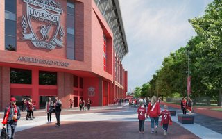 Liverpool: As expected, green light for bigger Anfield!